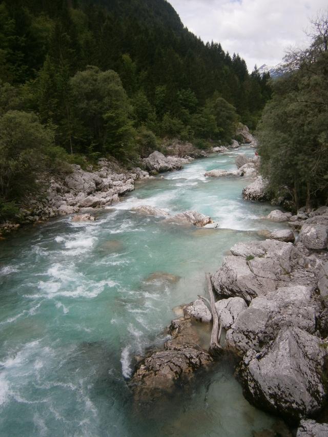 The Soča