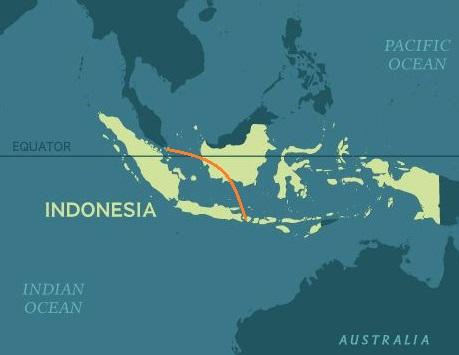 Singapore to Bali!